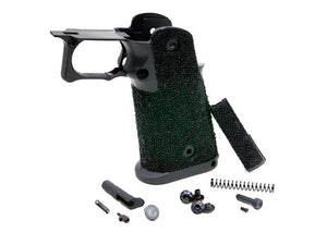 AIP Custom Grip Set Stippled for Marui Hi-capa 5.1/4.3 (Type B)