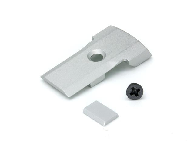 AIP Slide Cover For TM Hi-capa 5.1 (Silver)