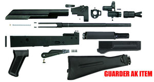 Guarder Steel Kits for Marui AK-47S AEG
