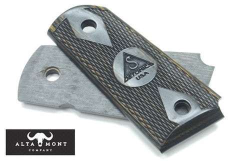 Altamont Detonics Series- Late Model (Silver Blackwood)