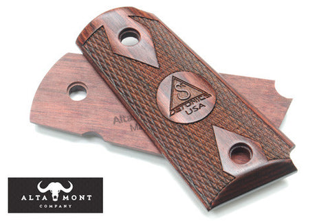 Altamont Detonics Series- Late Model (Super Rosewood)