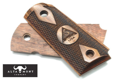 Altamont Detonics Series- Late Model (Super Walnut)