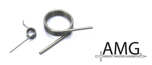 AMG Hammer Spring for MARUI M4A1/MWS GBB (Winter Use)