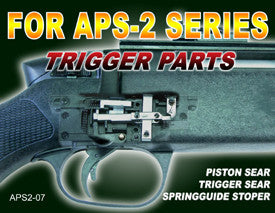 Guarder Trigger Parts for APS-2 Series