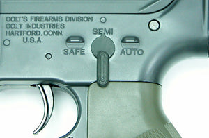Guarder Safety Selector Lever For Marui M16 Series (AR-08)