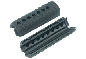 Guarder AR-15 Real Handguard Set (Black)