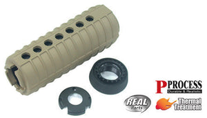 AR-15 Real Handguard Set (TAN)