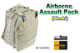 Airborne Assault Pack - Khaki