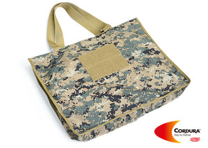 Guarder Military Style Shopping Bag (Digital Woodland Camo)