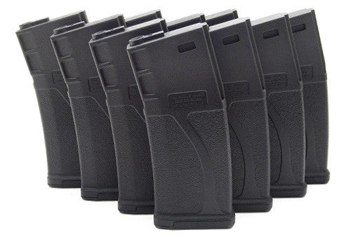 Guarder BLUEBOX 140rd Magazine for M16/M4 AEG Series (10pcs Box)