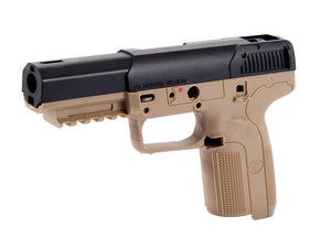 Guarder Polycarbonate Custom Slide & Frame For Marui FN5-7 GBB (TAN)