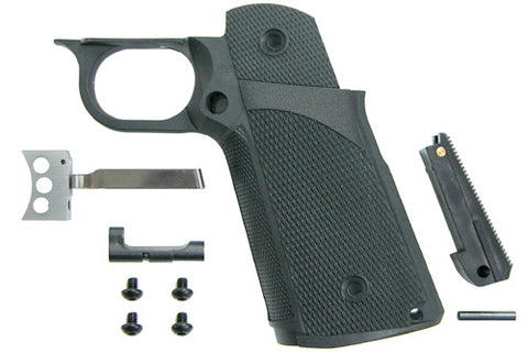 Guarder Tactical Grip Set (BK) For MARUI HI-CAPA GBB
