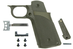 Guarder Tactical Grip Set (OD) For MARUI HI-CAPA GBB*