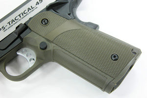 Guarder Tactical Grip Set (OD) For MARUI HI-CAPA GBB