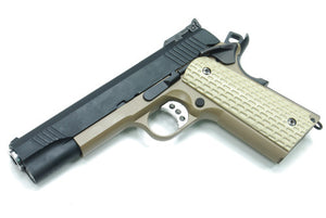 GUARDER KIMBER GOLD MATCH CUSTOM SLIDE FOR MARUI HI-CAPA 5.1 (DUAL TONE)