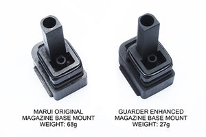 Guarder Aluminum Magazine Base Mount for MARUI HI-CAPA 5.1