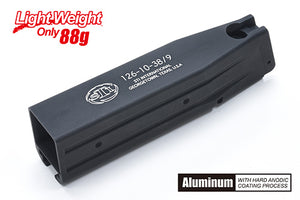 Guarder Aluminum Magazine Case for MARUI HI-CAPA 5.1 (STI Custom/Black)