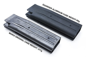 Guarder Aluminum Magazine Case for MARUI HI-CAPA 5.1 (Phantom/Alum. Original Color)