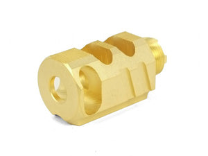 "Chris Custom 1.5"" Copper Compensator (Gold)"