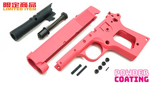 Guarder Aluminum Kits for MARUI DETONICS Vorpal Bunny (Pink/None Marking)