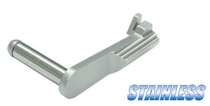 Guarder Stainless Slide Stop for MARUI DETONICS .45 (Silver)