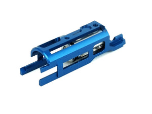 EDGE ULTRA LIGHT Aluminum Blowback Housing for Hi-CAPA/1911 (Blue)