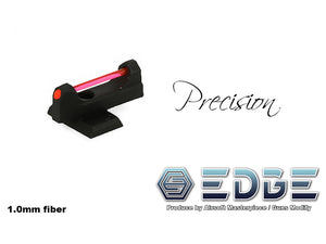 "EDGE Custom ""BULLSEYE"" Advance Steel Front Sight for Hi-CAPA (Precision 1.0mm)"
