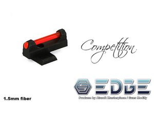 "EDGE Custom ""BULLSEYE"" Advance Steel Front Sight for Hi-CAPA Competition 1.5mm)"