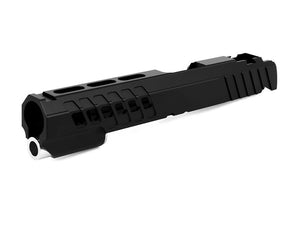 "EDGE Custom ""ANA"" Aluminum Standard Slide for Hi-CAPA/1911 (Black)"