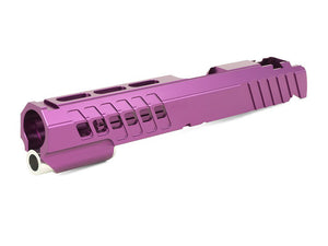 "EDGE Custom ""ANA"" Aluminum Standard Slide for Hi-CAPA/1911 (Purple)"