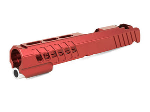 "EDGE Custom ""ANA"" Aluminum Standard Slide for Hi-CAPA/1911 (Red)"