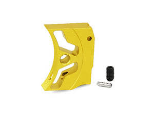 "EDGE Custom ""S1"" Aluminum Trigger for Hi-CAPA/1911 (Gold)"