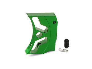 "EDGE Custom ""S1"" Aluminum Trigger for Hi-CAPA/1911 (Green)"