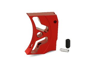 "EDGE Custom ""S1"" Aluminum Trigger for Hi-CAPA/1911 (Red)"