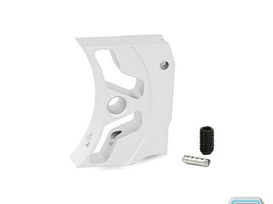 "EDGE Custom ""S1"" Aluminum Trigger for Hi-CAPA/1911 (Silver)"