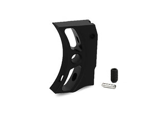 "EDGE Custom ""S2"" Aluminum Trigger for Hi-CAPA/1911 (Black)"