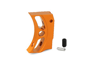 "EDGE Custom ""S2"" Aluminum Trigger for Hi-CAPA/1911 (Orange)"