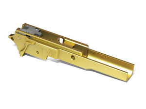 Airsoft Masterpiece Aluminum Advance Frame - 2011 (Gold)