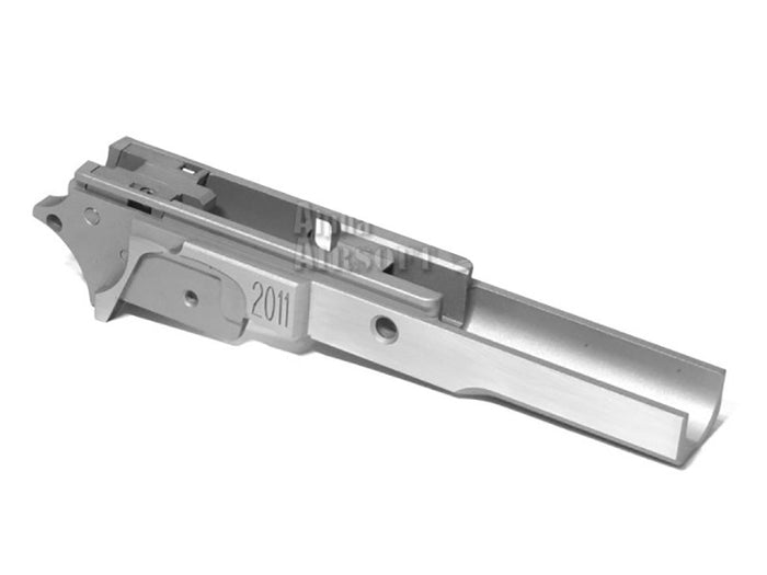 Airsoft Masterpiece Aluminum Advance Frame - STI (Silver)