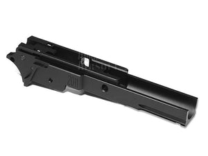Airsoft Masterpiece Aluminum Frame - STI 3.9 with Tactical Rail (Black)