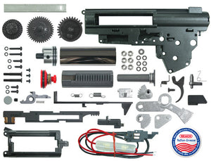 Guarder Full Gearbox Set for AK-47S (Fit SP85-120)