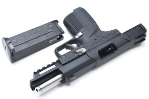Guarder Enhanced Slide/Frame Set for MARUI FN57 GBB (Black, 2019 New Ver.)