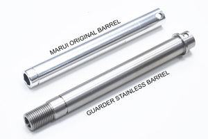 Guarder Stainless Threaded Outer Barrel for TM FN57 (10mm Negative)