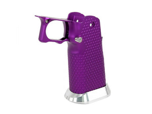 Airsoft Masterpiece Aluminum Grip for Hi-CAPA Type 3 (Purple)