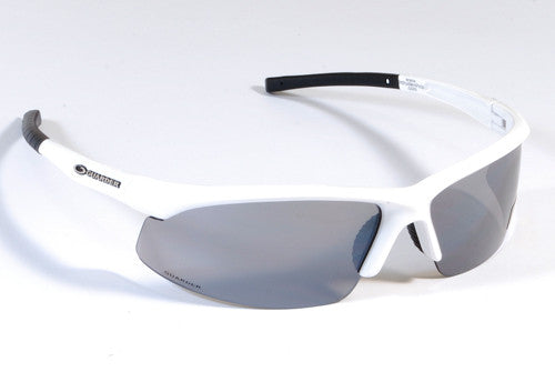 Guarder C6 Polycarbonate Sport Glasses-White