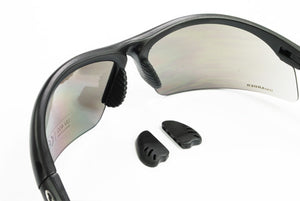Guarder C6 Polycarbonate Sport Glasses- Black