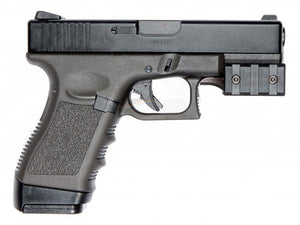 KSC G23F Fully/Semi Auto GBB Pistol (Metal Slide)