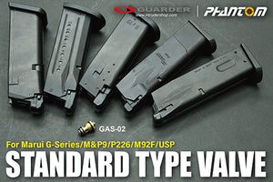 Guarder Standard Valve for Marui G-Series/M&P9/P226/M92F/USP