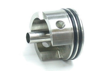 Guarder Stainless Steel Bore-Up Cylinder Head for Version 3 Gearbox