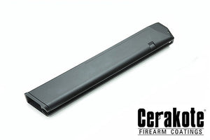 Guarder Aluminum Magazine Case for MARUI G17/18C/22/34 (Extended/Black)